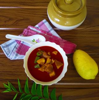 Uppatta Nonche - Traditional Konkani lime pickle (Vegan + Gluten Free)