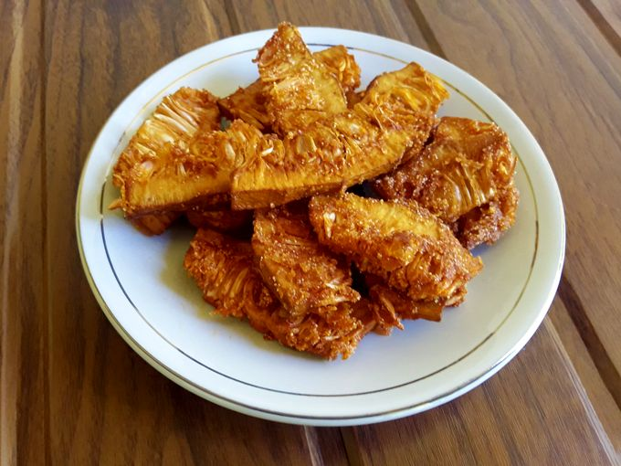 Kadgi Podi - Tender Jackfruit Chips