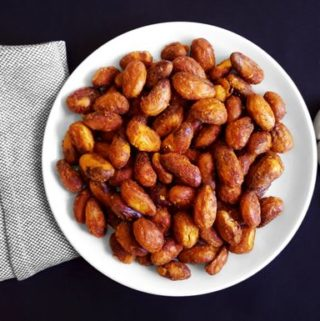 Fried Beetles - Crispy, vegan, gluten-free, deep-fried jackfruit seeds