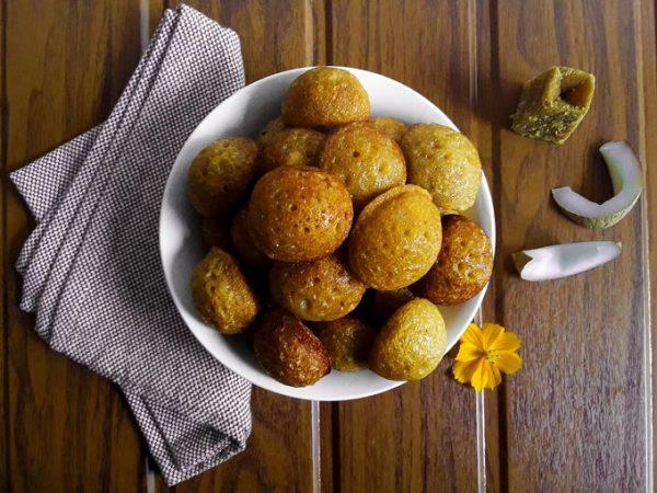 Rava Unniyappam / unni appam / unniappam / ഉണ്ണിയപ്പം