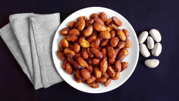 Fried Beetles - Crispy, vegan, gluten-free, deep-fried jackfruit seeds